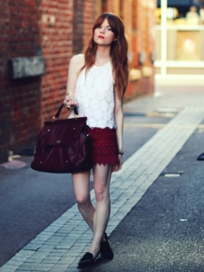04-blogger-trend-lace-shorts