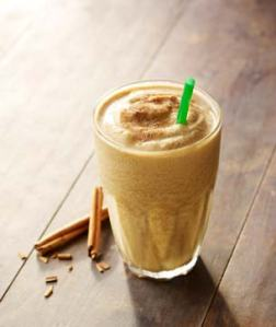 Cinnamon Dolce Frappuccino® Light Blended Beverage