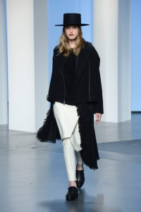 Tibi - Runway - Mercedes-Benz Fashion Week Fall 2014