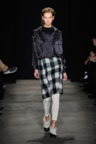 Rag & Bone Women's Collection - Runway - Mercedes-Benz Fashion Week Fall 2014