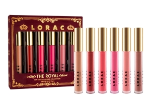 Lorac the Royal Lip Lustre Cream Collection $25 (Exclusively at Ulta and Ulta.com)