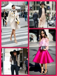 Street Style collage