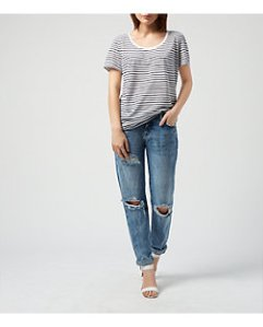The Stripped tee