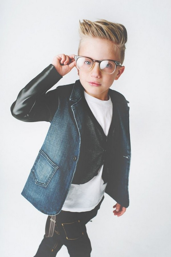 Cool Hairstyles For Kids Boys Kitharingtonweb