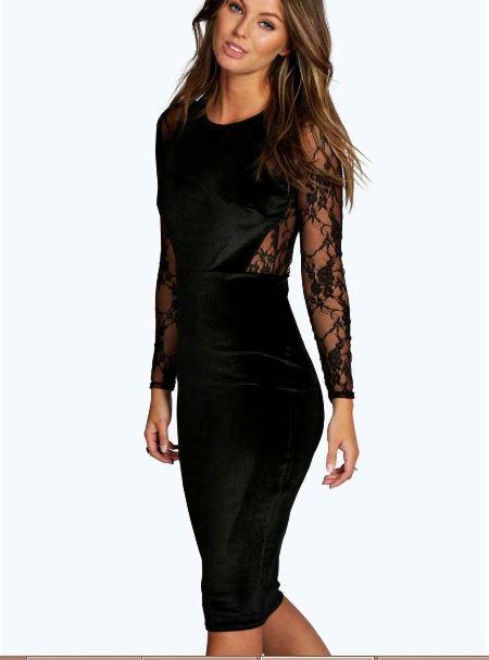 shea-velvet-lace-long-sleeve-bodycon-dress