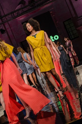 Event Post #49 | Mercedes-Benz Fashion Week Malta 2K17 | Day 4 : Show 2 :  Food & Flowers S/S '17 by Ef+facto