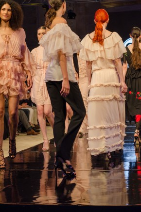 Event Post #51 | Mercedes-Benz Fashion Week Malta 2K17 | Day 5 : Show 1 : Dancing in the Clouds by SuzanaPeric