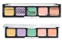 Catrice_allround_colour_correction_palette