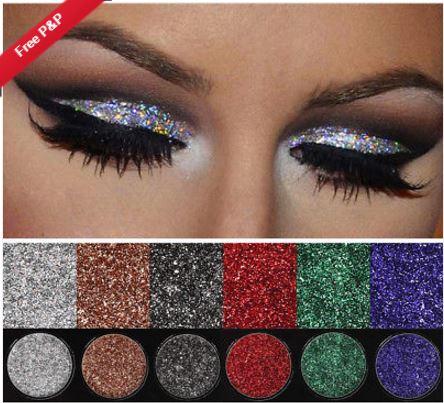Glitter palette