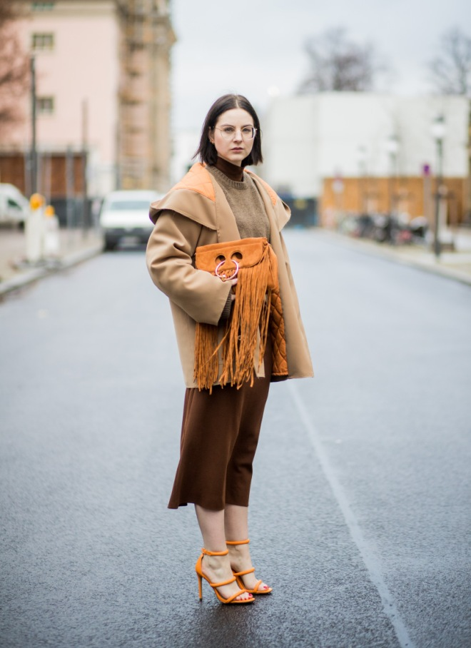 Street Style - Berlin - January 4, 2018