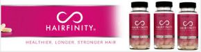 Review Post #35 | Trying out Hairfinity Hair Vitamins