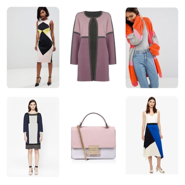 Colour Block powered by Snap Fashion