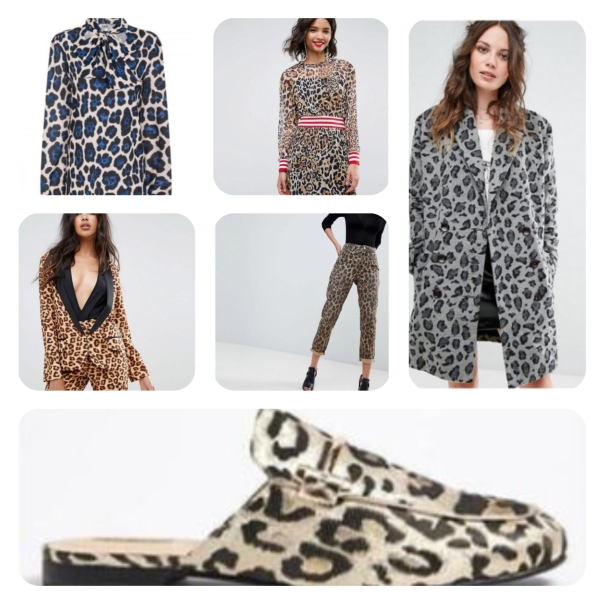 Leopard print powered by Snap Fashion