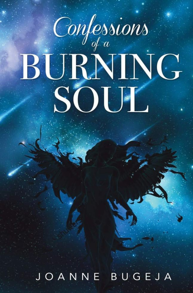Book Review #1 | Confessions of a Burning Soul by Joanna Bugeja