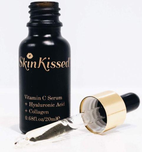 Skin kissed