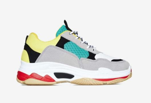 ego trainers green and yellow