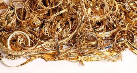 Declutter jewellery