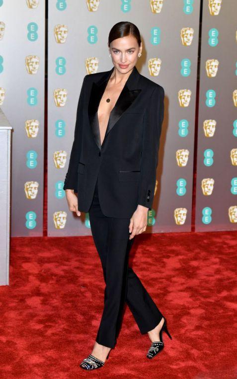 Irina Shayk BAFTA