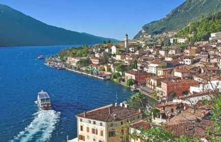 View from Limone sul Garda